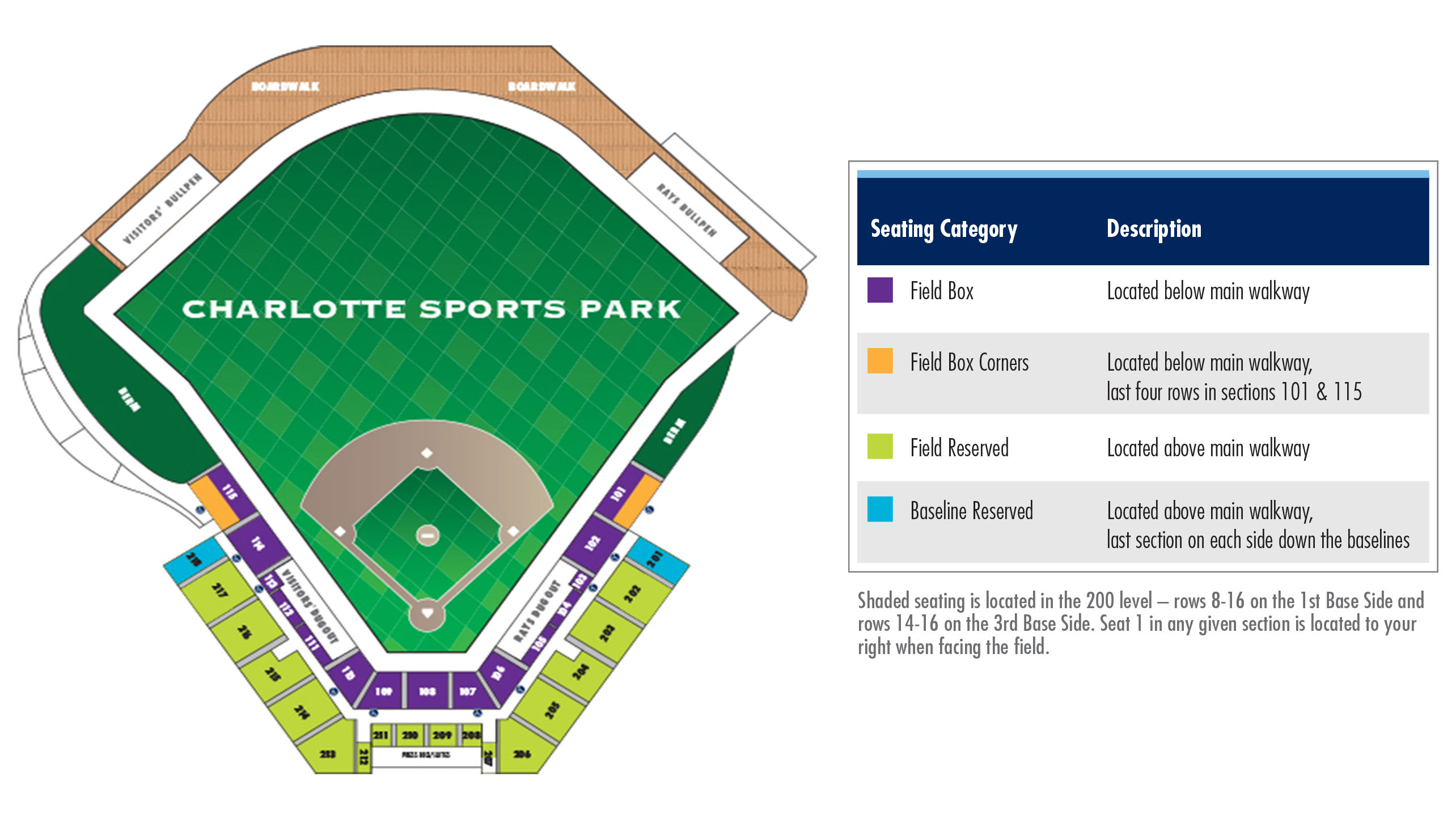Mlb Spring Training Locations Florida Map.Spring Training Tickets Tampa Bay Rays