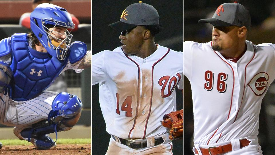 2feaa057673 Statcast highlights talent at AFL Stars Game