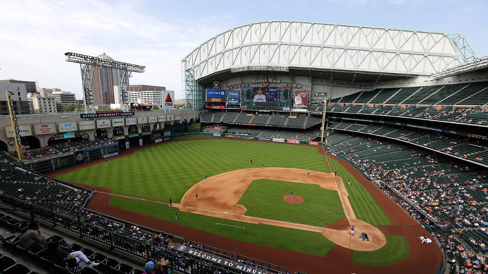 Astros want minute maid park roof closed houston astros fandeluxe Images
