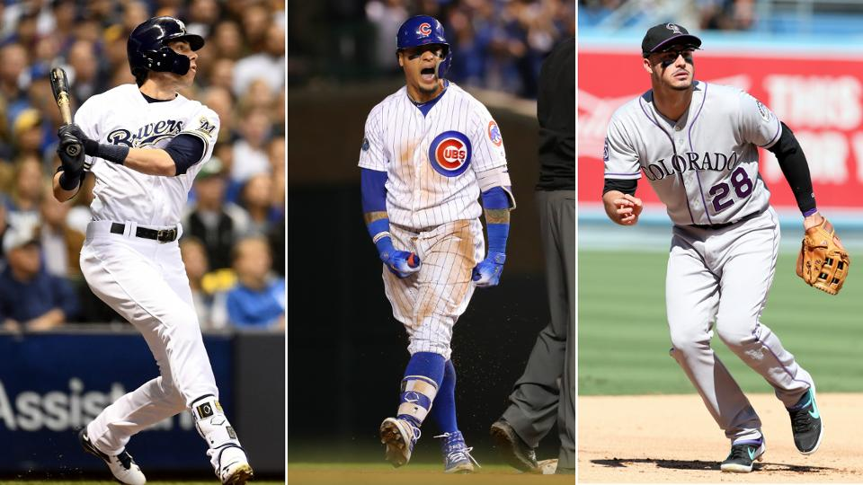 Making the case for each NL MVP finalist