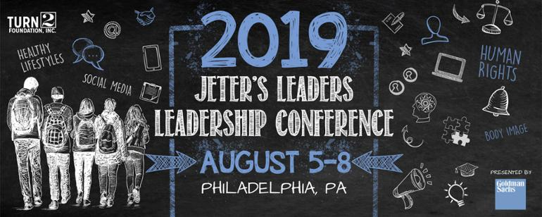 Jeter S Leaders Leadership Conference To Be Held In Philadelphia