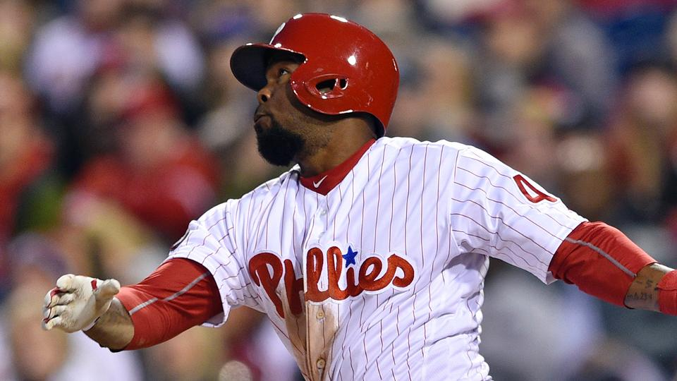 00acd0783964 Phillies waiting on return of Howie Kendrick