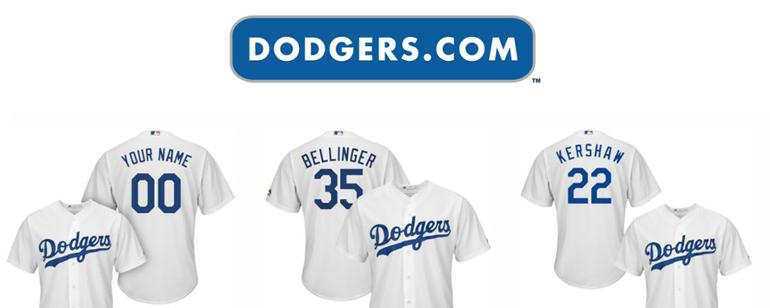 Get Your Favorite Jerseys. Get your favorite Dodger ... 005bd4c56