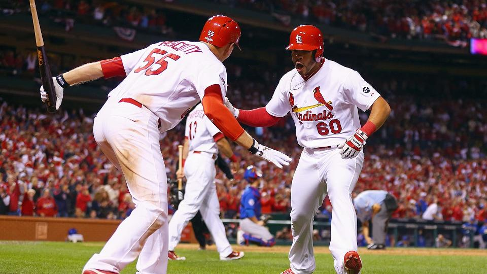 Pham, Piscotty join Cardinals' rookie lore