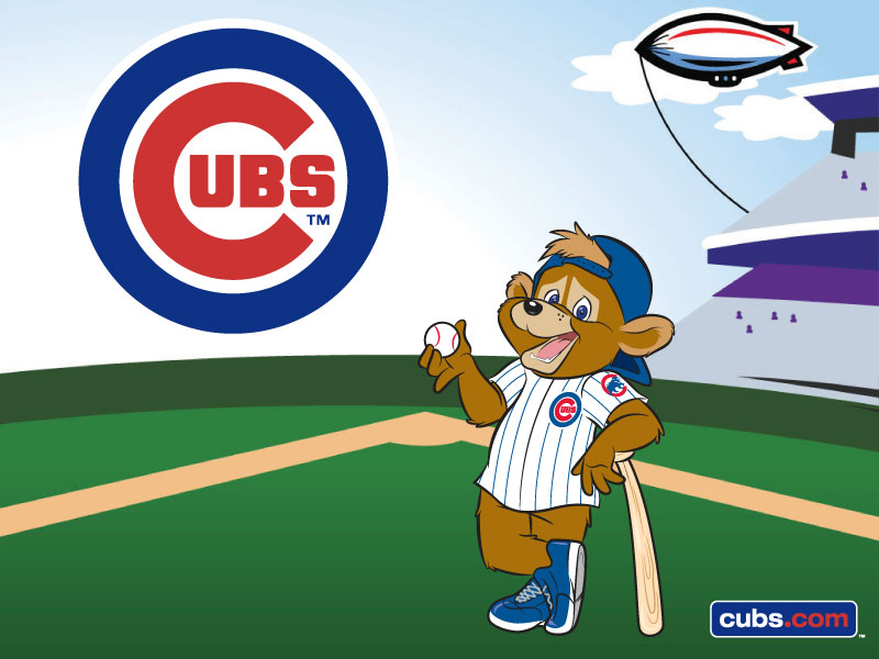 photo about Printable Cubs Logo called Clarks Team Entertaining and Video games Chicago Cubs