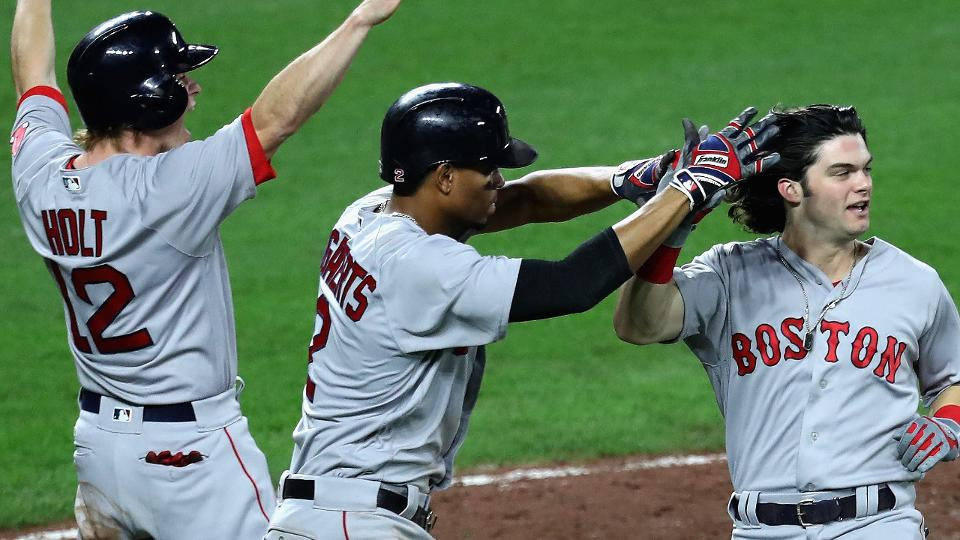 Red Sox stage big rally, defeat Orioles in 11   MLB.com