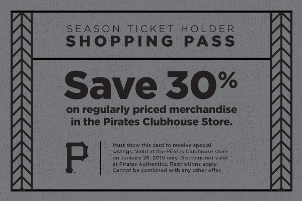 Shopping Pass - Save 30%