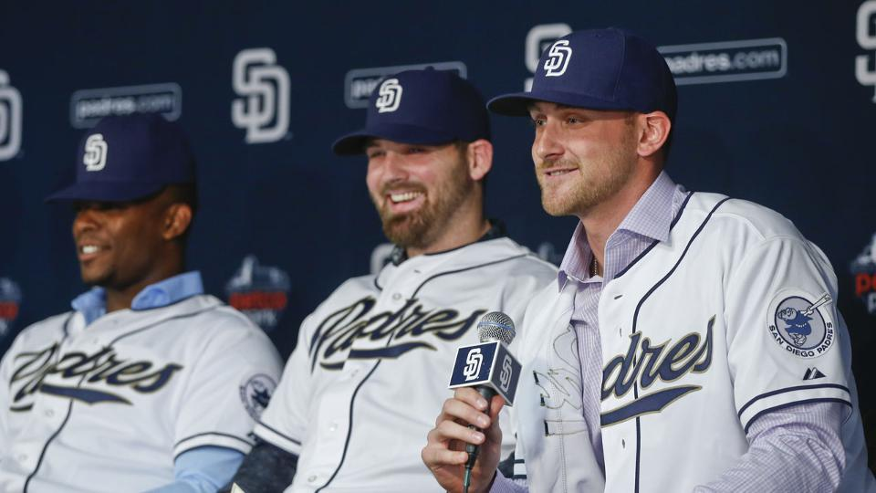 dc2f47f7739 Padres have legion of fresh faces for 2015 Spring Training