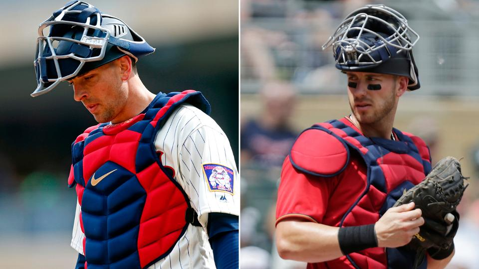 Twins have solid options at catcher for 2019 | MLB.com