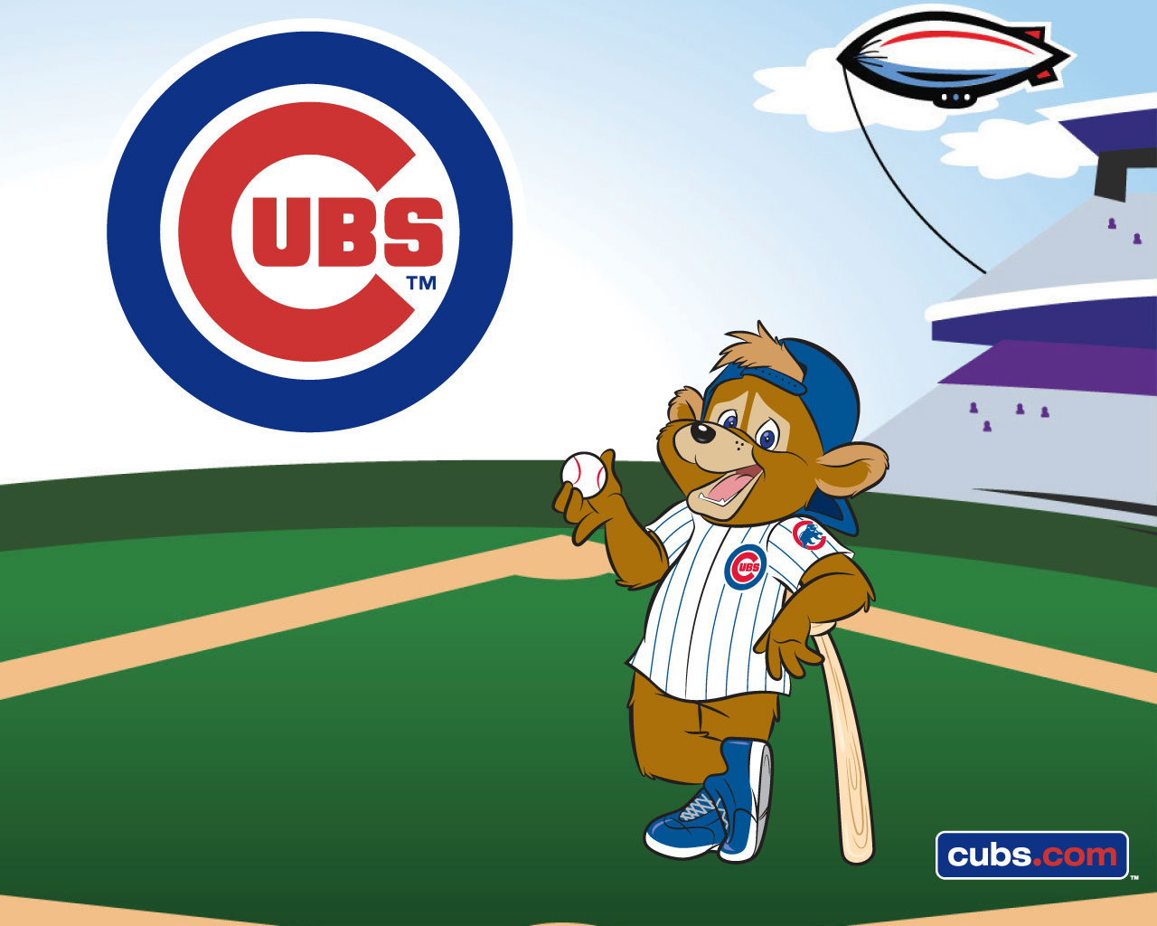 Clark S Crew Fun And Games Chicago Cubs