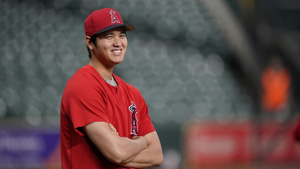 Shohei Ohtani rehabs from Tommy John surgery | MLB.com