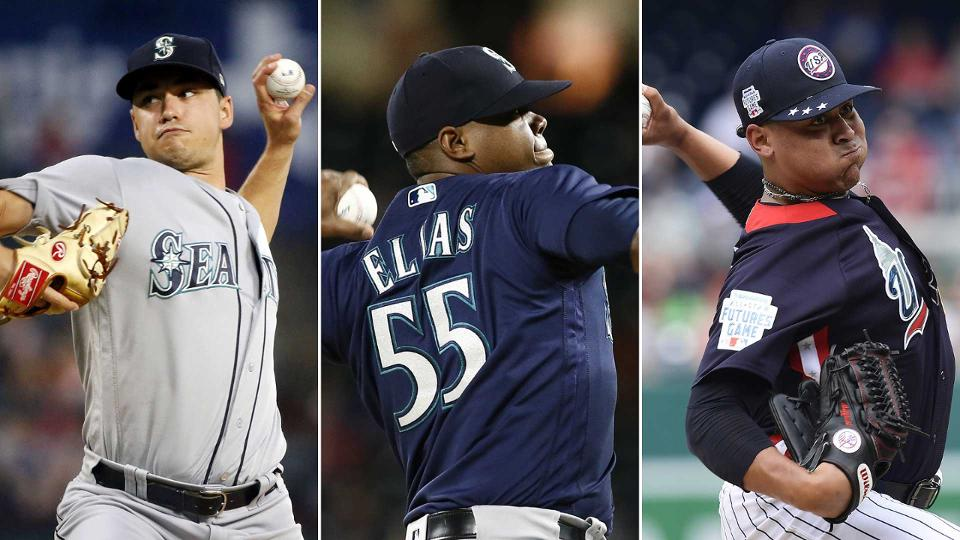 ab937ce06d65c7 Mariners Inbox  Who will be in 2019 rotation