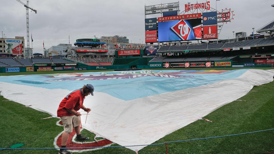 Wednesday's Yankees-Nationals games postponed | MLB.com
