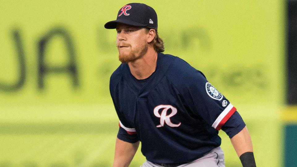c839fe36634 Gordon Beckham called up by Mariners