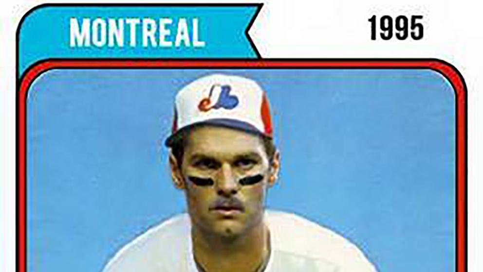 Tom Brady Shares Expos Card On Anniversary Of Mlb Draft Pick