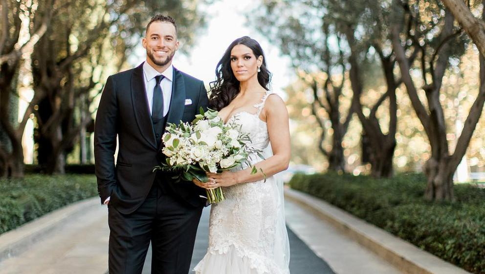 Check out photos from George Springers wedding day MLBcom