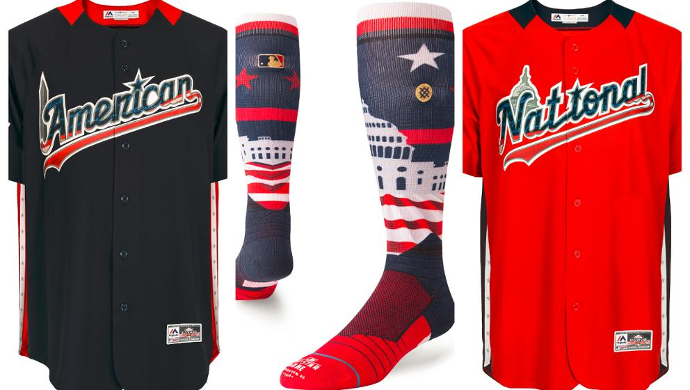 premium selection 7f24b cdea2 Check out the 2018 All-Star Game uniforms | MLB.com