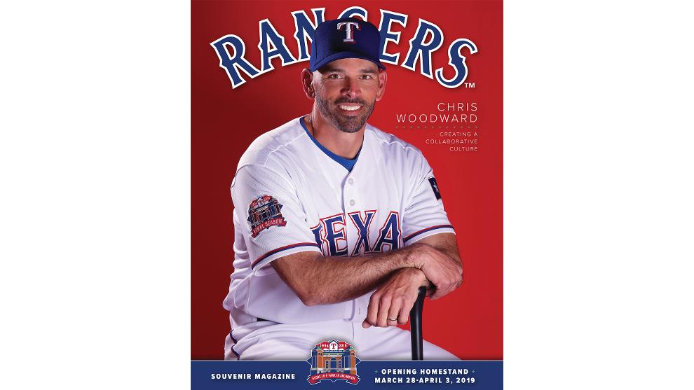 best sneakers 15460 93bdc Rangers Publications | Texas Rangers