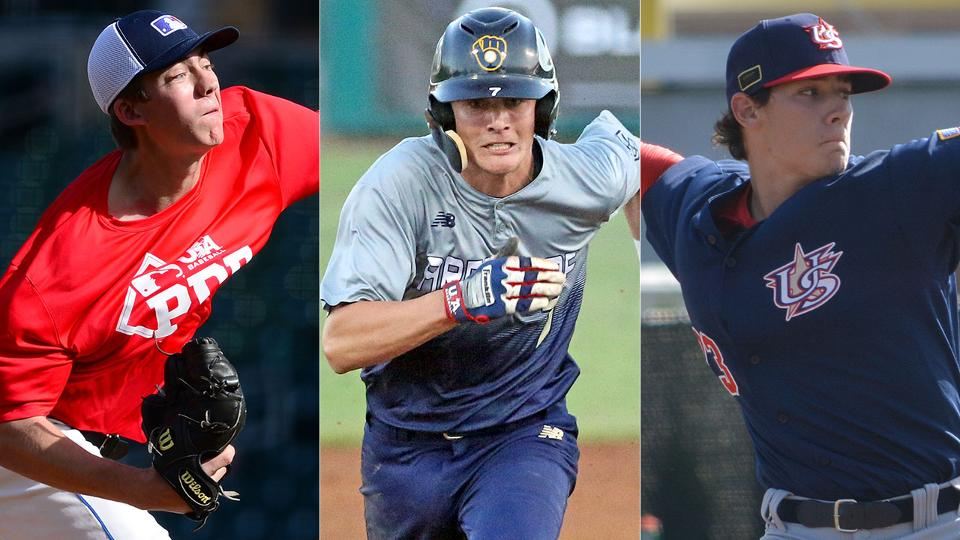 Top 10 Prospects To Play At Nhsi Milwaukee Brewers