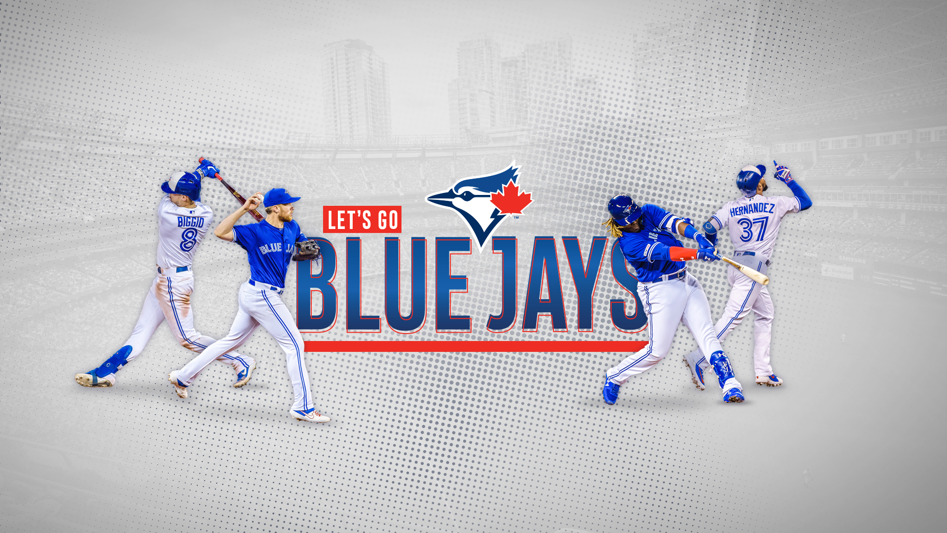 Wallpapers And Covers Toronto Blue Jays