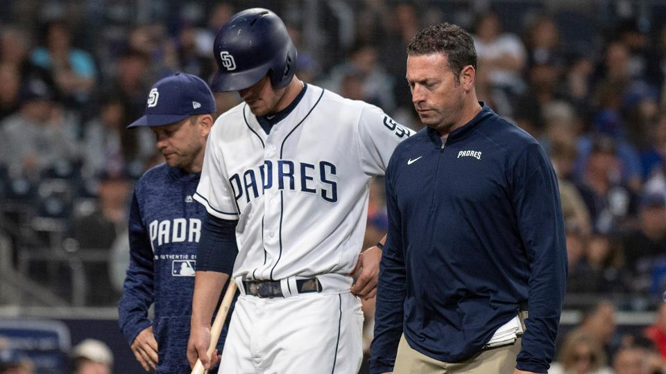 Myers, Franchy begin rehab assignments
