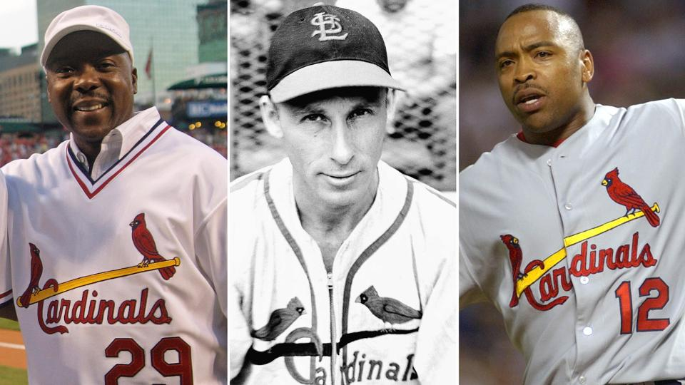 Trio Elected To Cardinals Hall Of Fame Mlb