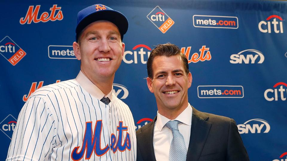 Brodie Van Wagenen agrees to become Mets GM