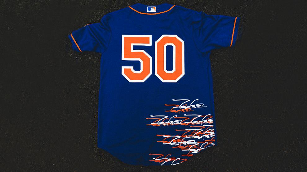 differently 24b2e 6e367 Futura | New York Mets