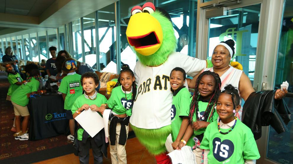 Youth Dental Clinic | Pittsburgh Pirates