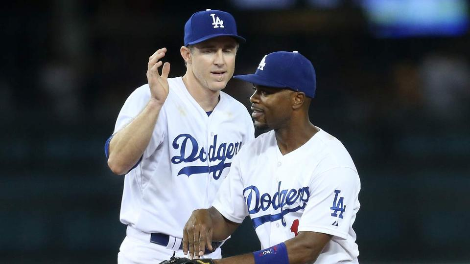 f95a8d8b5 Chase Utley impresses in Los Angeles debut