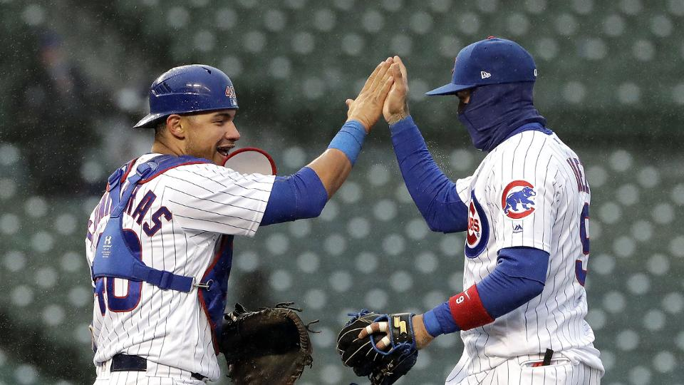 Cubs stage furious rally against Braves