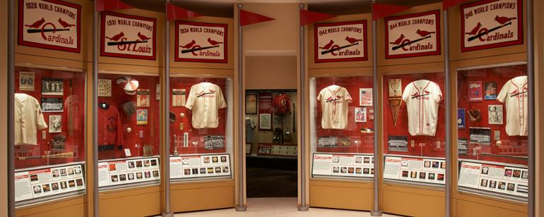 Hall Of Fame Museum St Louis Cardinals