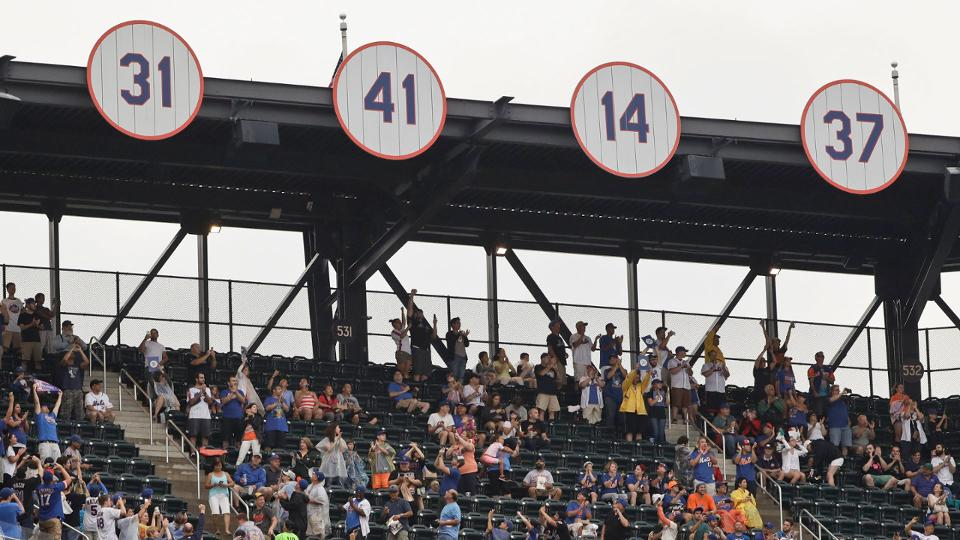 Mets' retired numbers | MLB.com