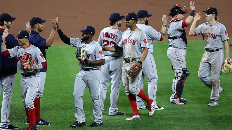 Red Sox beat Orioles once again in 11 innings   MLB.com