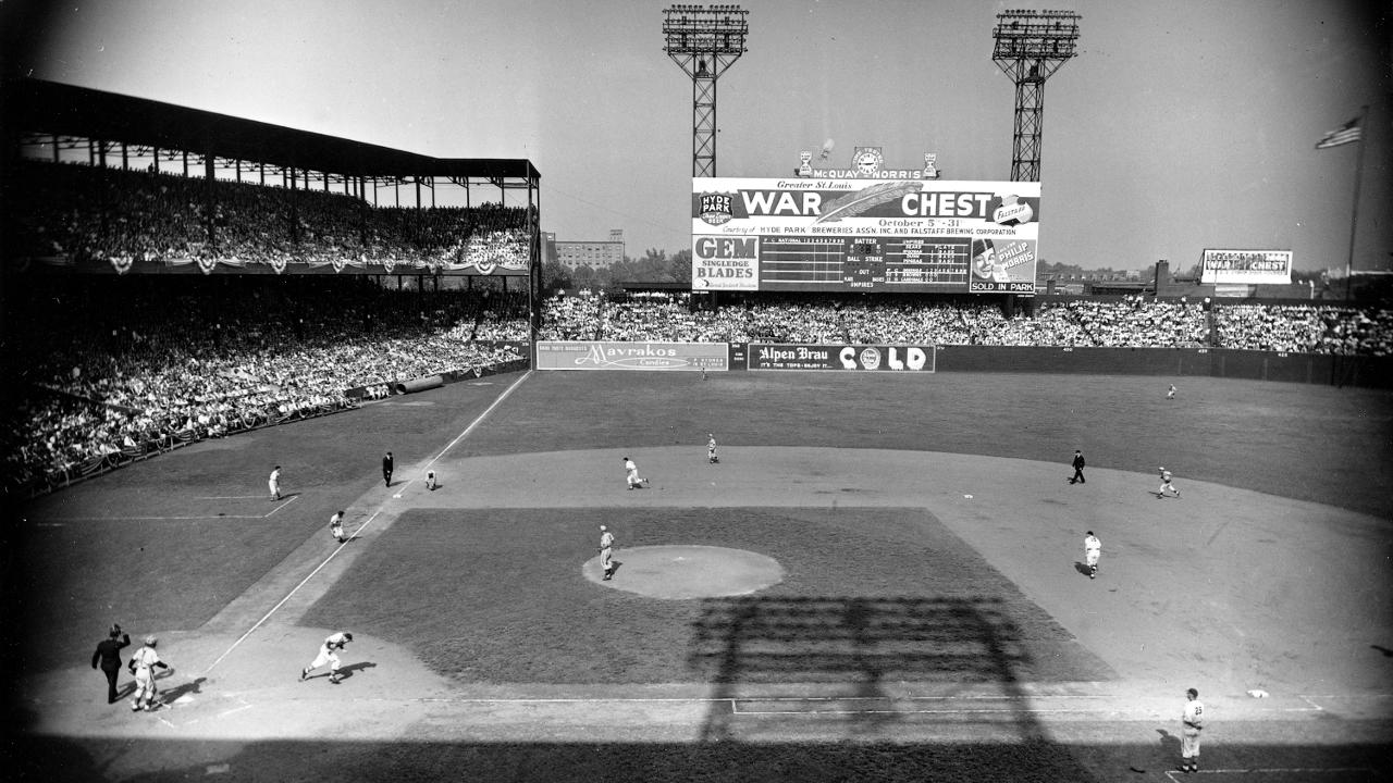 WWII travel restrictions scrubbed 1945 All-Star Game | MLB.com