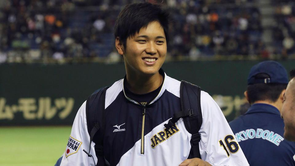 Angels Mariners In Pursuit Of Shohei Ohtani Milwaukee Brewers
