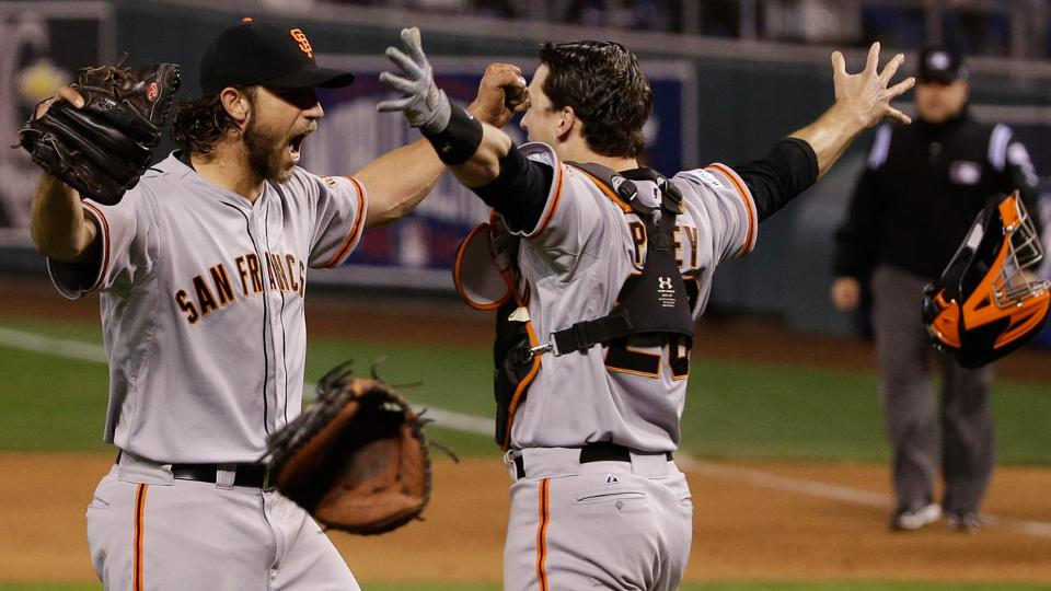 Even better: Giants add 2014 Series title to '10, '12 | MLB.com