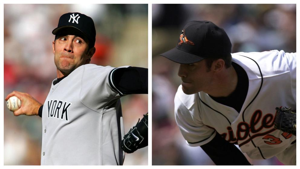 363c2f0ee Is Mike Mussina s Hall of Fame cap the Orioles or Yankees