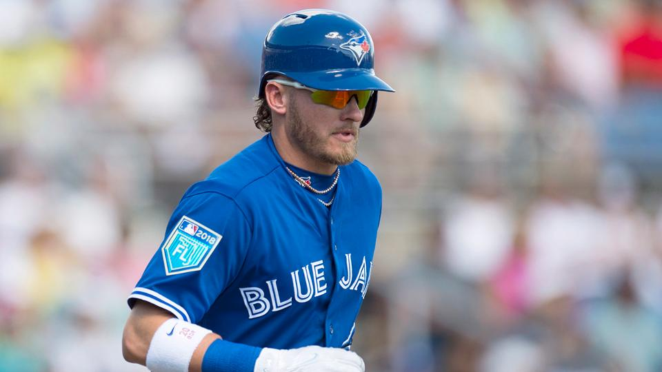7629961924 Josh Donaldson exits game with dehydration | Toronto Blue Jays