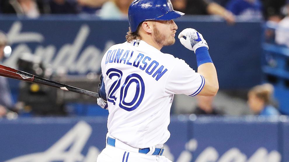 Josh Donaldson traded to Indians