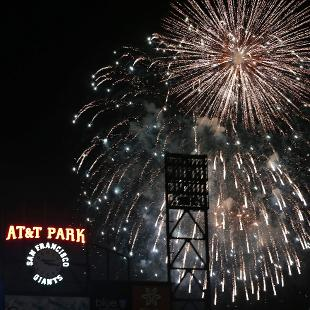 Game Highlight: Fireworks Night presented by Snapple