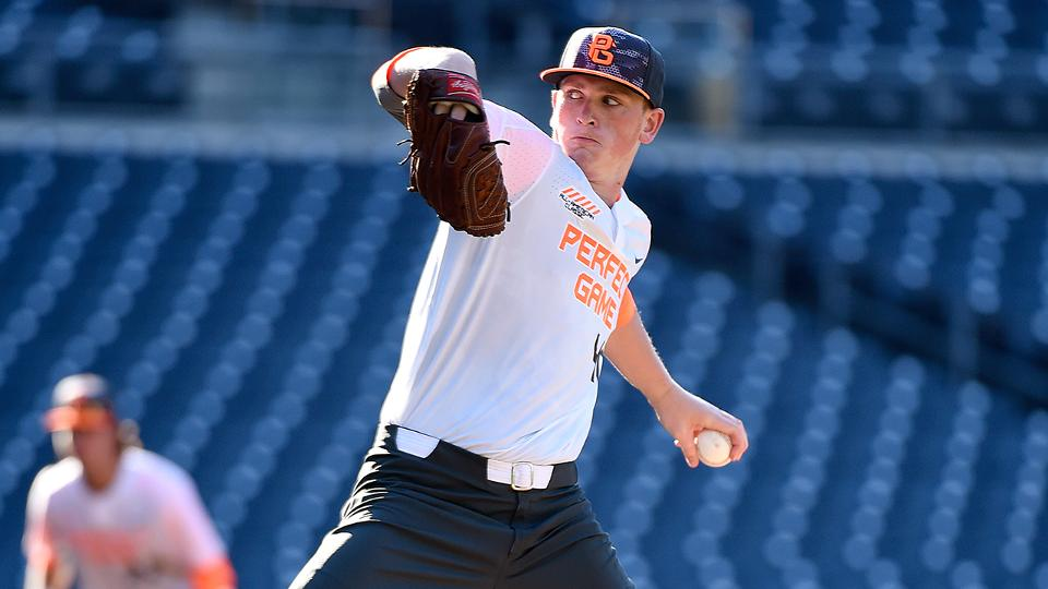Red Sox draft Jason Groome with 12th pick