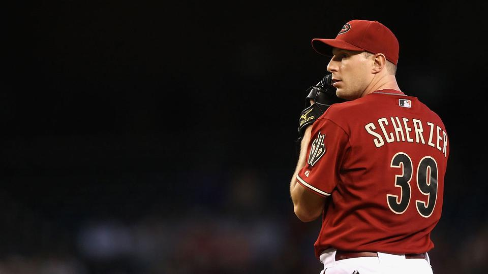 Image result for max scherzer diamondbacks