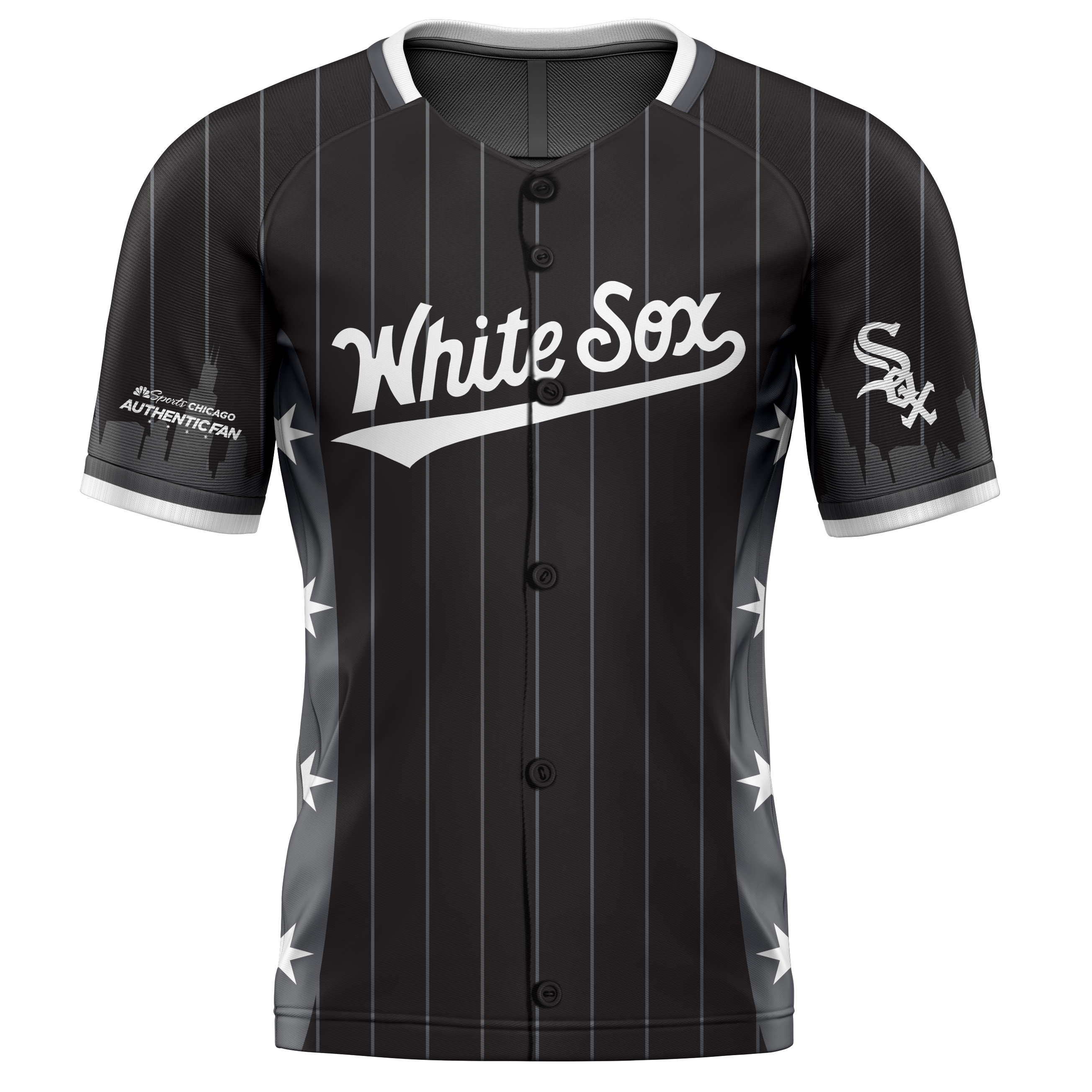 9d9b737f7de ... White Sox Jersey. Presented By NBC Sports Chicago