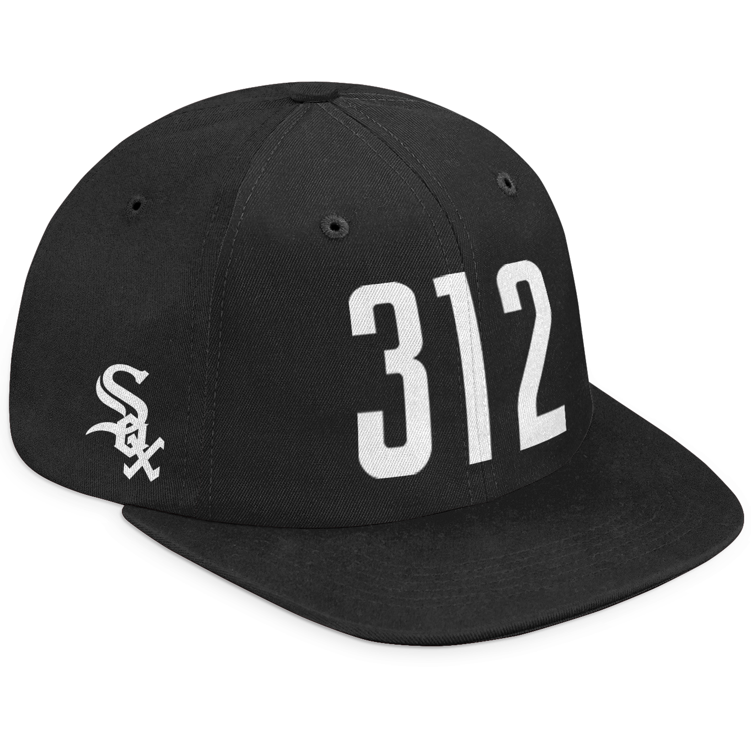 f1f9fccf93745 Promotion  White Sox 312 Hat. Presented By Goose Island