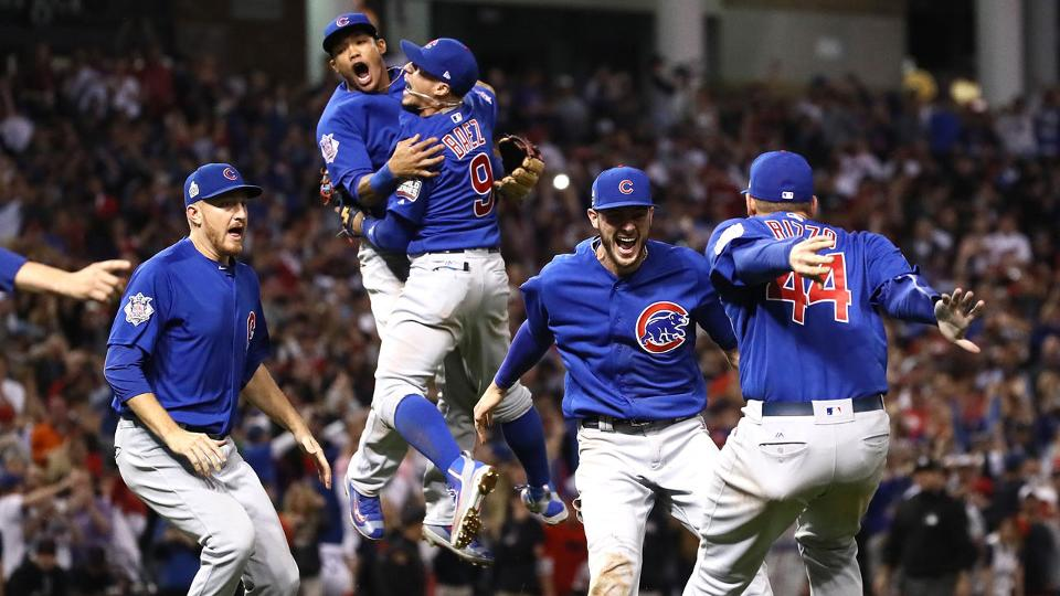 Chicago Cubs Win 2016 World Series Mlb Com