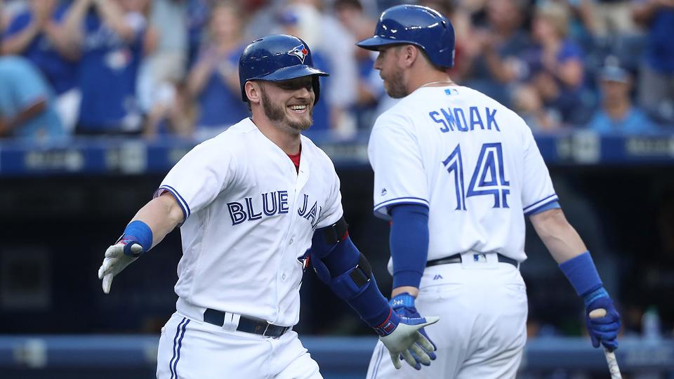 Looking at Blue Jays projected 2018 lineup