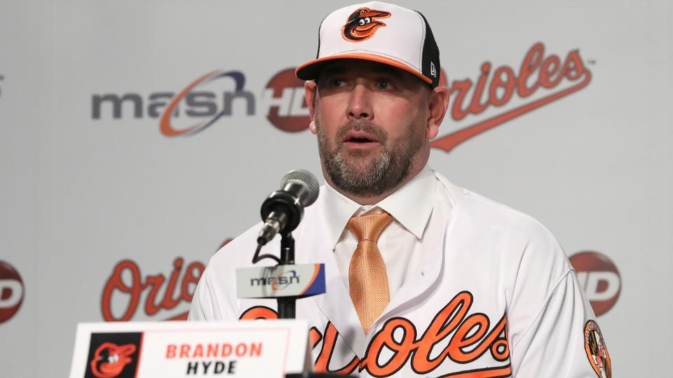 Brandon Hyde path to Orioles manager | MLB.com