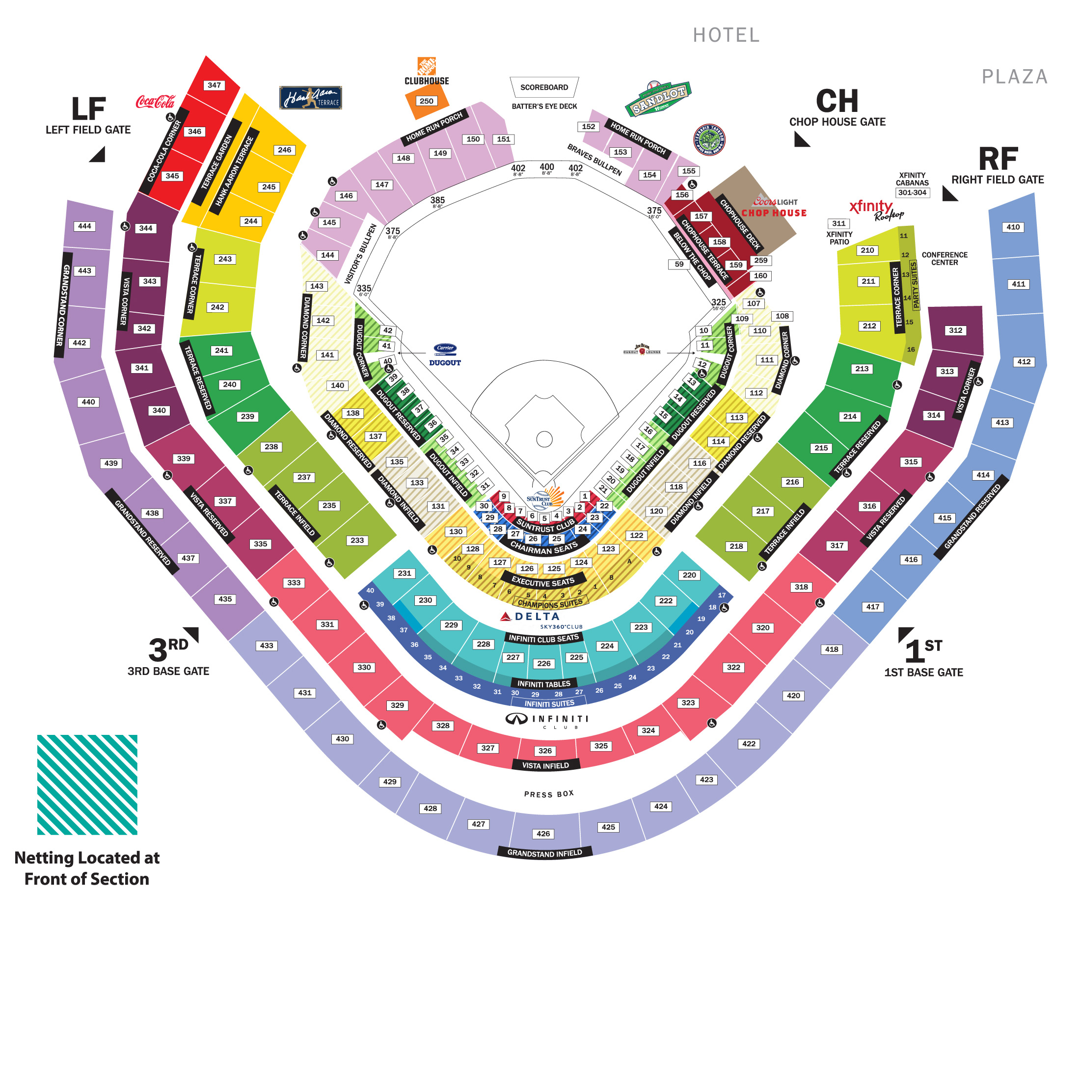 Truist Park Seating Chart | Atlanta ves on cincinnati reds field map, cincinnati reds program, cincinnati reds rosie, cincinnati reds team, cincinnati reds logo 2012, cincinnati reds hall of fame, cincinnati reds players, cincinnati reds mustache, cincinnati reds artwork, cincinnati reds promotions, great american ballpark map, cincinnati reds c logo, cincinnati reds ticket prices, cincinnati bengals stadium map, cincinnati reds mr. red, cincinnati reds symbol, cincinnati reds nasty boys, cincinnati reds 2015,