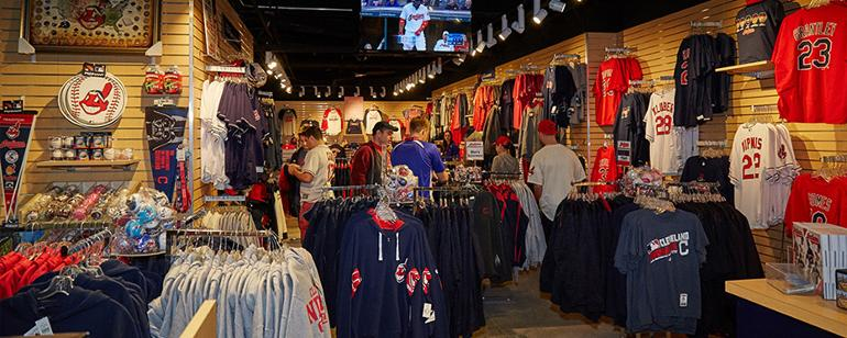 online store 0f639 47cc2 Infield District Team Shop | Cleveland Indians